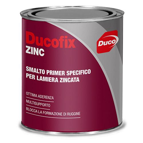 smalto per lamiere ducofix zinc