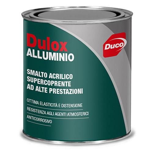 smalto dulox alluminio