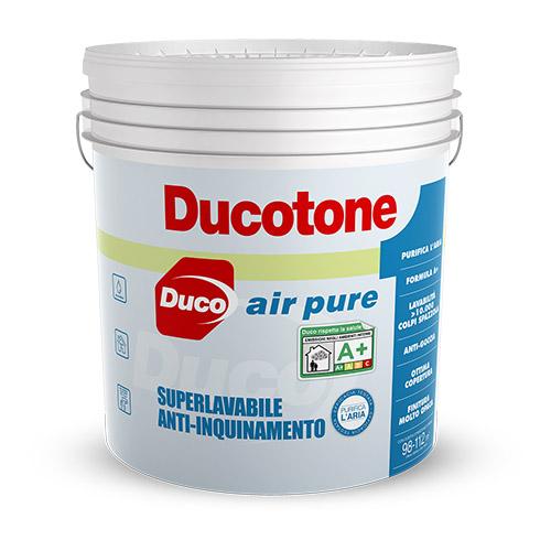 idropittura anti inquinamento ducotone air pure