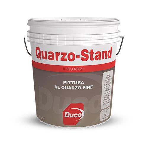quarzo stand pittura al quarzo duco