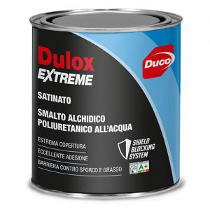 smalto satinato dulox extreme