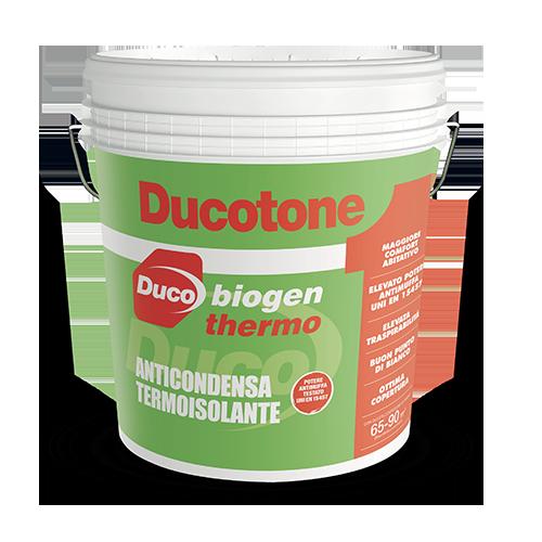 idropittura ducotone biogen thermo