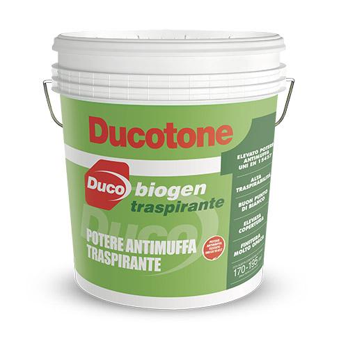idropittura ducotone biogen traspirante antimuffa