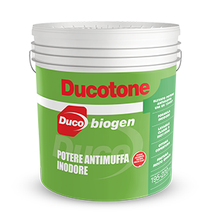 pittura ducotone biogen antimuffa
