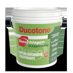pittura ducotone biogen antimuffa traspirante