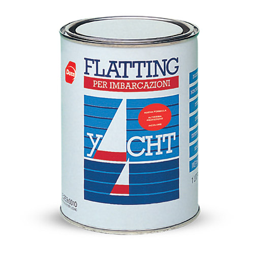 flatting yacht a solvente duco