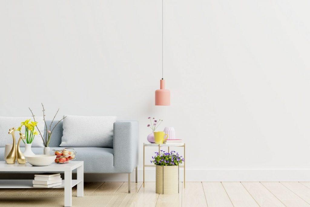 Come creare un salotto sano