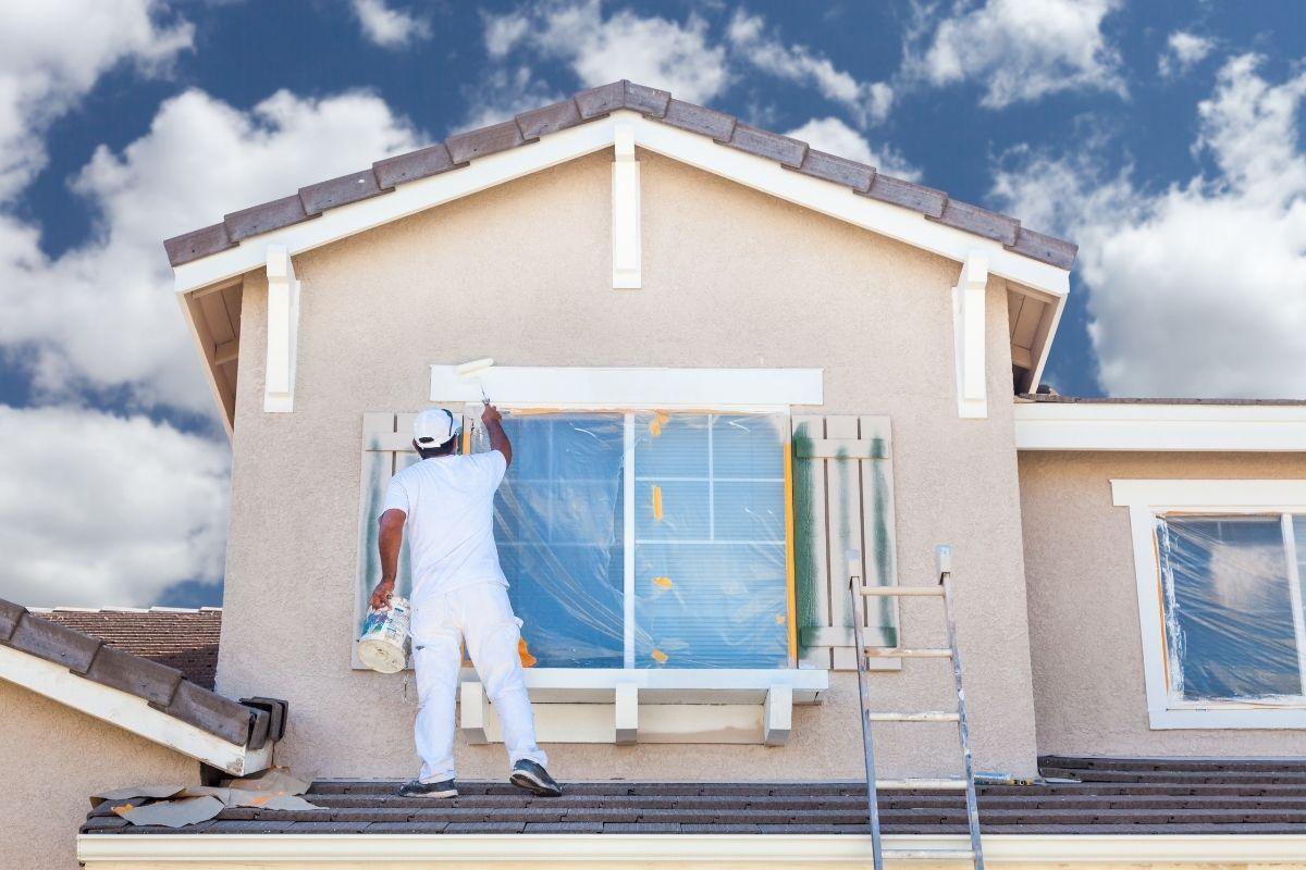 Tinteggiare gli esterni di casa con la gamma Duco