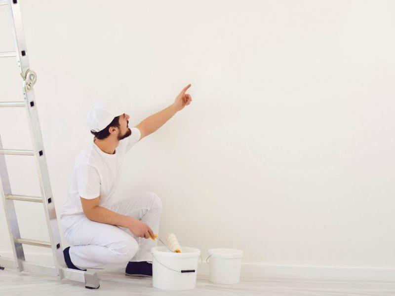 proteggere le pareti dalla muffa